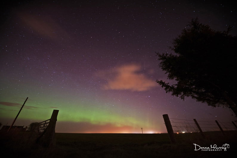 donna murray photography; photographers aberdeen; aurora boreali