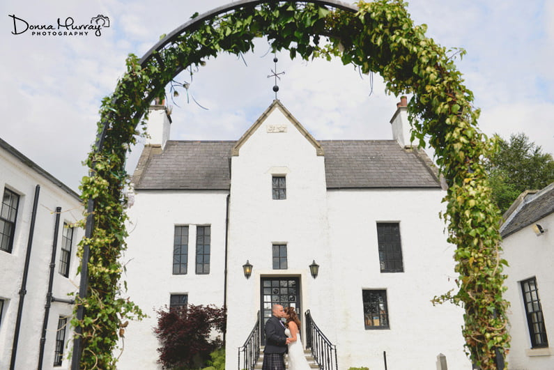 maryculter house hotel wedding; aberdeen wedding photography