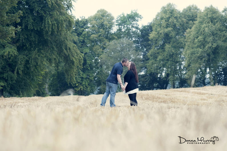 engagment shoot at haddo house