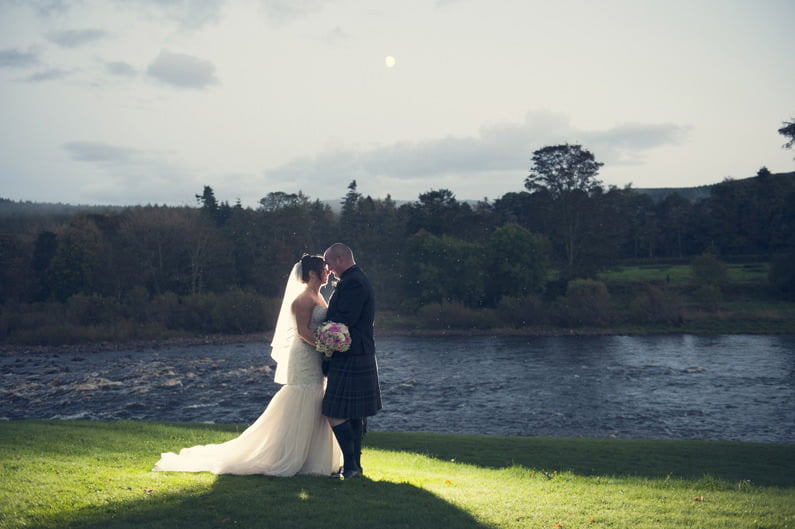 Duncan And Gillians Banchory Lodge Hotel Wedding Donna Murray