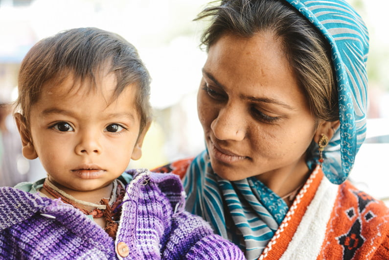 maternal health india