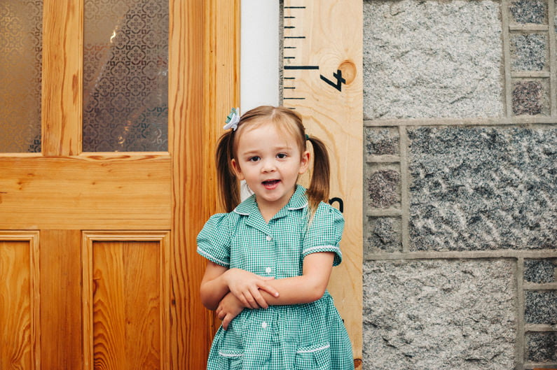 Donna Murray Photography; first day at school documentry (19)