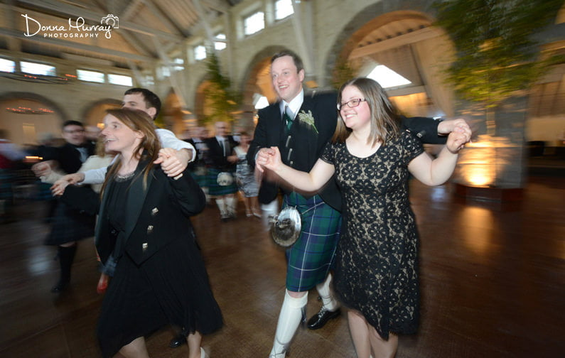 coo's cathedral wedding