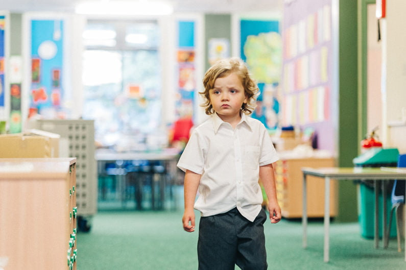 Donna Murray Photography; first day at school documentry (50)